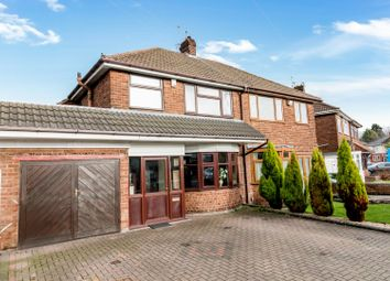 Thumbnail 3 bedroom semi-detached house for sale in Waddens Brook Lane, Wednesfield