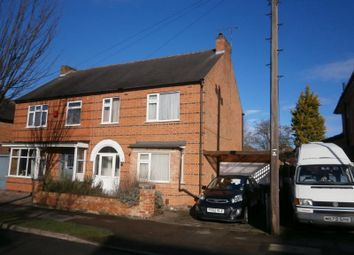 Thumbnail 3 bed semi-detached house to rent in Westview Avenue, Glen Parva, Leicester