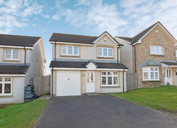 Thumbnail 4 bed detached house for sale in Blairadam Crescent, Kelty