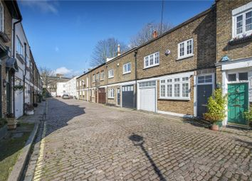 Thumbnail 4 bed mews house for sale in Northwick Close, Little Venice, London