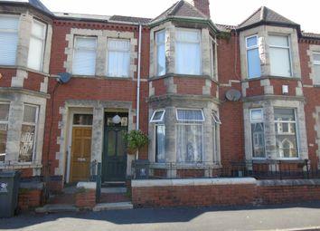 Thumbnail 3 bedroom terraced house for sale in Tewkesbury Street, Roath, Cardiff