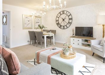 "Thumbnail 3 bed end terrace house for sale in ""Barwick"" at Poplar Close, Plympton, Plymouth"