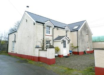 Thumbnail 4 bed detached house for sale in Tanglwst, Capel Iwan, Newcastle Emlyn