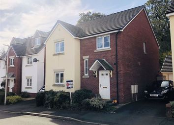 Thumbnail 4 bed detached house for sale in Clos Y Wern, Swansea