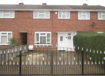 Thumbnail 3 bed terraced house for sale in Merton Avenue, Gorleston, Great Yarmouth