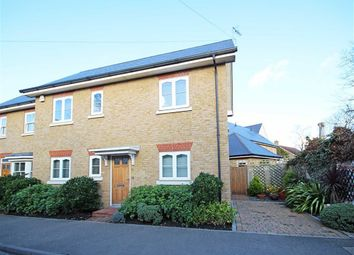 Thumbnail 2 bed semi-detached house for sale in Church Street, Sunbury-On-Thames