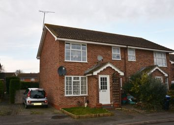 Thumbnail 1 bed flat for sale in Slade Road, Ottershaw, Chertsey