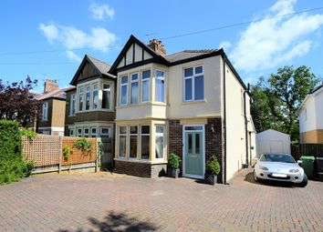 Thumbnail 3 bedroom semi-detached house for sale in Crystal Wood Road, Heath