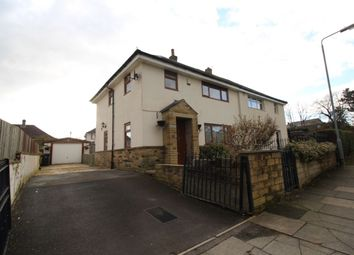 Thumbnail 3 bed semi-detached house for sale in Keighley Drive, Halifax