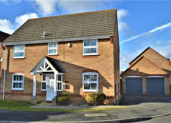 4 bed detached house for sale in Charlock Drive, Stamford PE9