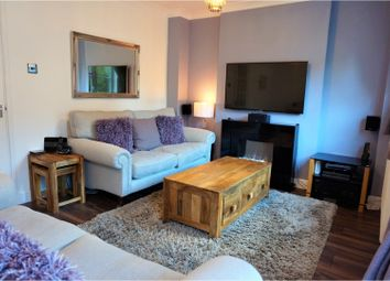 Thumbnail 3 bed terraced house for sale in Lewis Crescent, Exeter