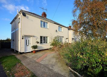 Thumbnail 3 bed semi-detached house for sale in Wilkinson Avenue, Moorends, Doncaster