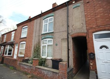 Thumbnail 3 bed terraced house for sale in Grove Road, Nuneaton