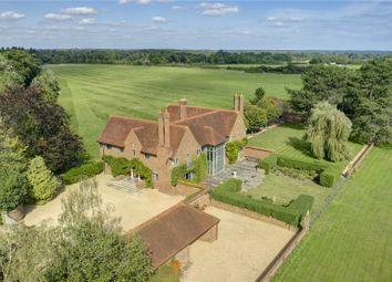 Cliveden Road, Taplow, Buckinghamshire SL6. 6 bed detached house for sale