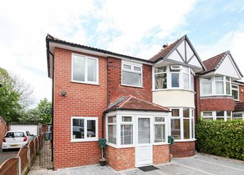 Thumbnail 4 bed semi-detached house for sale in Chestnut Drive, Sale