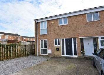 Thumbnail 3 bed end terrace house for sale in Wittering Road, Southampton