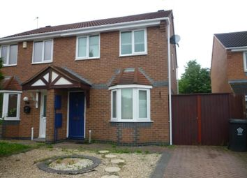 Thumbnail 3 bedroom semi-detached house to rent in Cranesbill Road, Hamilton, Leicester