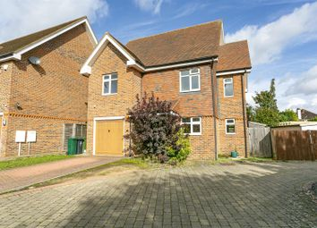 Thumbnail 4 bed detached house to rent in Bywood Close, Banstead