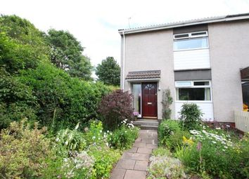 Thumbnail 2 bed end terrace house for sale in Calder House Road, Mid Calder, Livingston, West Lothian
