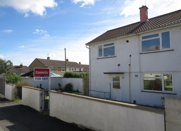Thumbnail 3 bed end terrace house for sale in Dancey Mead, Bristol