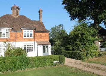 Thumbnail 3 bedroom semi-detached house for sale in Stoneleigh Road, Oxted