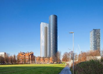 Thumbnail 1 bed flat for sale in Crown Street, Manchester