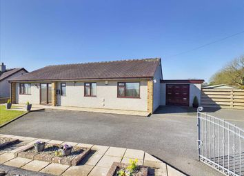 Thumbnail 3 bed detached bungalow for sale in Bodffordd, Llangefni