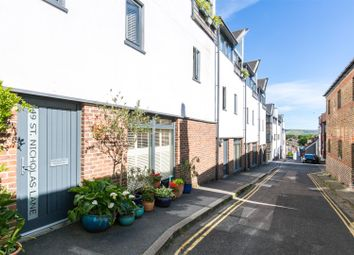 Thumbnail 3 bed terraced house for sale in St. Nicholas Lane, Lewes