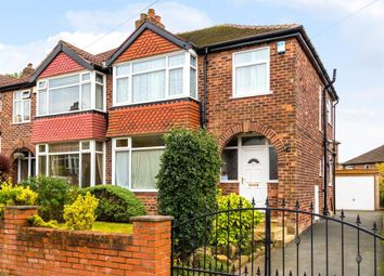 Thumbnail 3 bed semi-detached house for sale in Wynford Rise, West Park