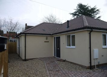 Thumbnail 2 bed detached bungalow to rent in Jubilee Road, Street