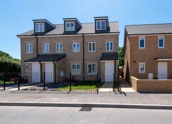 Thumbnail 3 bed end terrace house for sale in Montacute Road, Yeovil