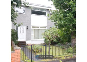 Thumbnail 3 bed terraced house to rent in Allanshaw Gardens, Hamilton