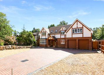 5 bed detached house for sale in Nine Mile Ride, Finchampstead, Wokingham, Berkshire RG40