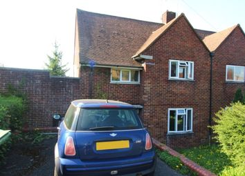 Thumbnail 4 bed semi-detached house to rent in Winnall Manor Road, Winchester
