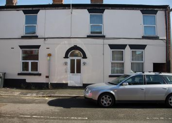Thumbnail 1 bed flat for sale in West Street, Crewe