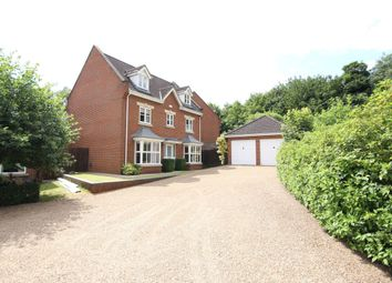 Thumbnail 5 bed detached house for sale in Braunstone Drive, Allington