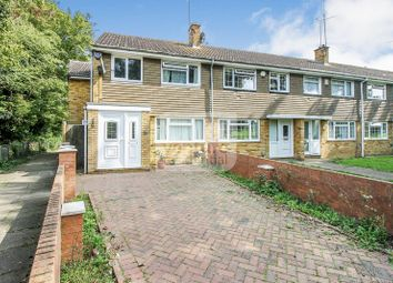 Thumbnail 4 bed end terrace house for sale in Loftus Close, Luton