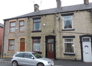Thumbnail 2 bed terraced house for sale in Oak Street, Shaw, Oldham