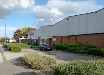 Thumbnail Industrial to let in Unit 17 Fort Industrial Park, Dunlop Way, Birmingham