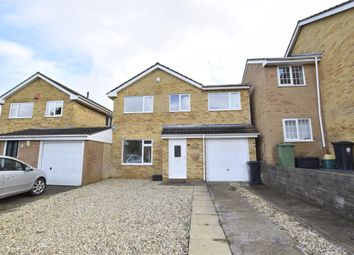 Thumbnail 4 bedroom detached house for sale in Hardwick Close, North Common