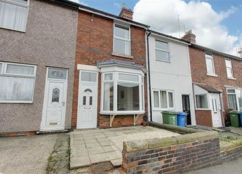 Thumbnail 2 bed terraced house for sale in Foljambe Road, West Bars, Chesterfield, Derbyshire