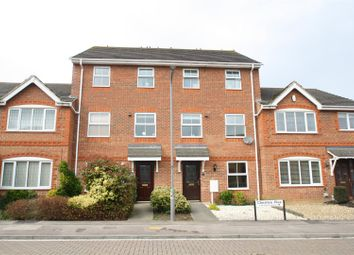 Thumbnail 3 bedroom town house for sale in Cheshire Rise, Bletchley, Milton Keynes