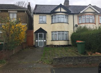 Thumbnail 3 bed semi-detached house for sale in Hampton Road, Forest Gate