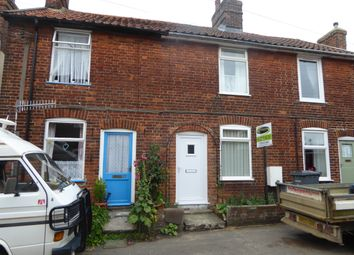 Thumbnail 2 bed terraced house for sale in Prospect Place, Leiston, Suffolk