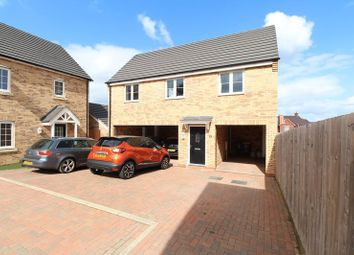Thumbnail 1 bed detached house for sale in Potter Meadows, New Cardington