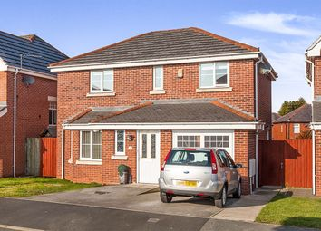 Thumbnail 4 bed detached house to rent in Weavermill Park, Ashton-In-Makerfield, Wigan