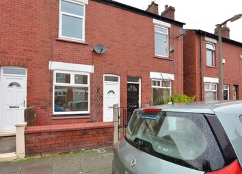 Thumbnail 2 bed terraced house to rent in Stanley Avenue, Hazel Grove, Stockport