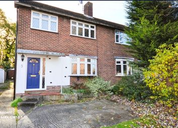 3 bed semi-detached house for sale in Shaw Crescent, Hutton, Brentwood CM13