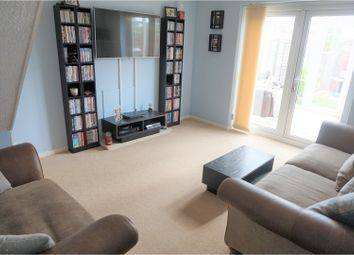 Thumbnail 2 bed end terrace house for sale in The Poplars, Alcester