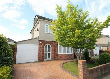 Thumbnail 4 bed semi-detached house for sale in Woodside Road, Downend, Bristol